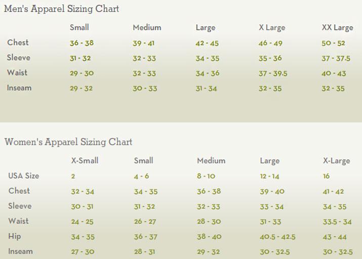 82019fb8b9 Smart Wool Sizing Chart